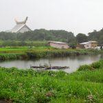 四ツ谷池でバス釣り、ここ案外釣れるかも!!