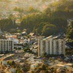 ジオラマの山を100均素材だけで作れる? かなり厳しい状況・・